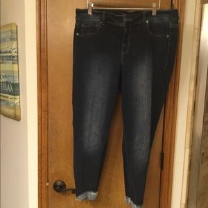 Maurices Jeggings- 18W